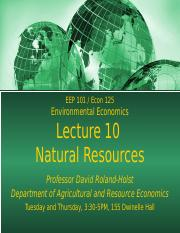 EEP101-Econ125_Lecture_10_NatResources.pptx