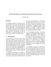 On the Simulation of Information Retrieval Systems.pdf
