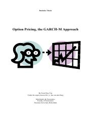 pg13-15 discuss GARCH-M and its implications; pg 22 discuss estimation steps.pdf