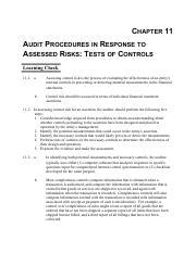 unrecorded liability audit procedures