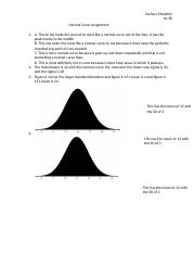 Normal Curve Assignment.docx