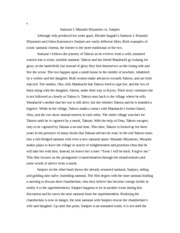 faith essay introduction