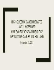 High glycemic carbohydrates.pptx
