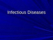 Infectious disease STD