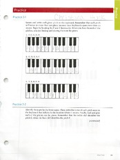 Piano Note Recognition Homework