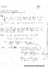 Notes on Linear Independence