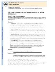 cragg 2013 natural products as new leads of drug crag and new man.pdf