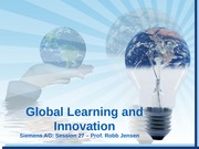 27 - Global Learning and Innovation, pre class slides, Win11