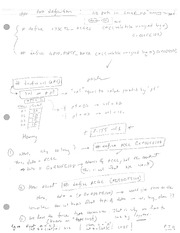 CPSC 349 Computational Theory Notes