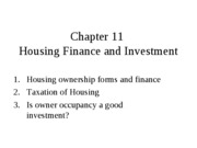 Econ 366 - Chapter 11