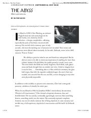 The Abyss - The New Yorker.pdf