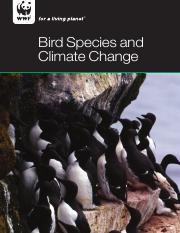 Bird Species and Climate Change.pdf