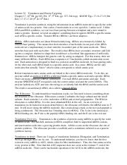 Lecture 32 Translation(2)