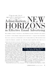 Admediation_ New Horizons in Effective Email Advertising