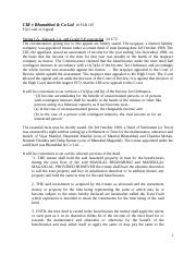 CIR v Bhanabhai  Co Ltd(1).docx