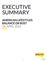 American Lifestyles_ Balance or Bust - US - April 2016 - Executive Summary.pdf