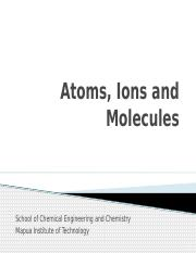 (L2)Atoms, Ions and Molecules.pptx