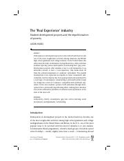 Hickel_-_The_Real_Experience_Industry.pdf