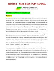 Background Material SDS-PAGE and Western Blot - Final Exam Review Material.docx