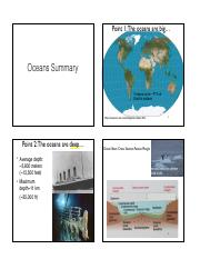 Lecture 04 Oceans Summary_revised.pdf