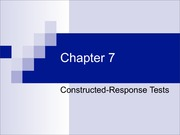 Chapter7CRTests