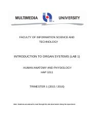 HAP1011_2015-16-Trimester 1-Lab1_Introduction to Organ Systems.doc