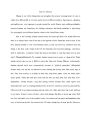 Essay Examples For College Compare And Contrast