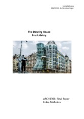 The Dancing House- ARCH Paper