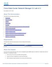 Viptela_experience_guide_v1 pdf - Cisco dCloud Cisco 4D SD-WAN