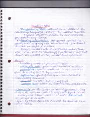 BIO ANTH Chapter 3 Notes