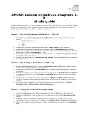 Lesson_Objectives_Study_Guide_Chapters_1-5