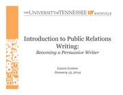 Lecture 1_Becoming a Persuasive Writer