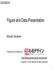 4. Yasuhara_Figures and Data Presentation