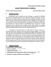 Dennedy Corcega (Electrostatic Force Lab Report).docx