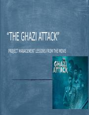 Learnings from movie Ghazi Attack