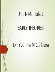 Unit 1 Module 1 Early Theories.pdf