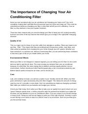 TheImportanceofChangingYourAirConditioningFilter3
