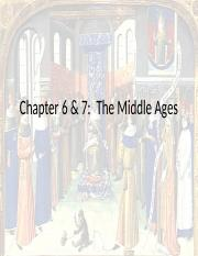 Chapter 6  7 The Middle Ages.pptx