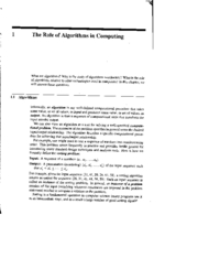Chapter1-AlgorithmsInComputing