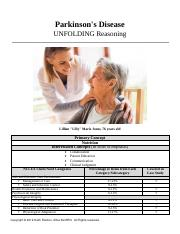 Completed Student-Parkinsons-UNFOLDING_Reasoning.pdf
