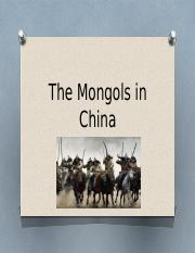 4 The Mongols in China.pptx