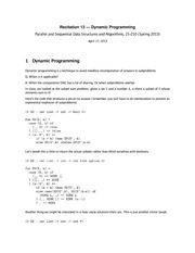 Class Notes 10