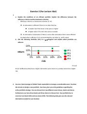 Exercises 3 +4 with solutions.docx