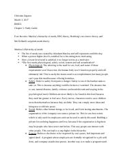 BM251 Chapter 5 Study Guide .docx