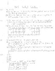HW5 Solution