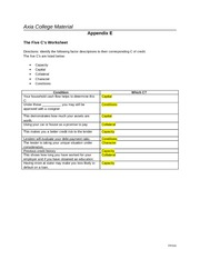 eth 125 appendix b