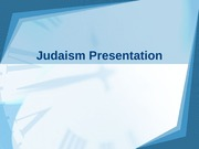50371857-Judaism-Power-Point-Presentation
