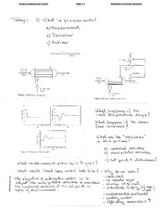 Handwritten Lecture Notes 1