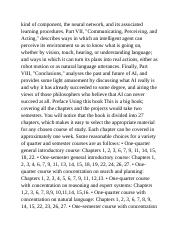 Artificial Intelligence A Modern Approach Stuart (Page 9-10)