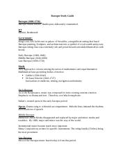 Baroque Study Guide.doc
